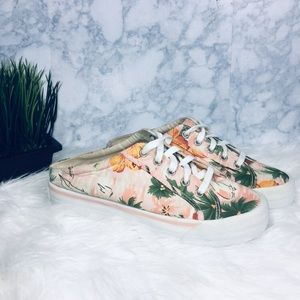 American Eagle Outfitters Tropical Slide Sneakers